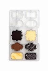 Decora Decora Chocolate Mould Plates