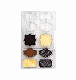 Decora Chocolate Mould Plates
