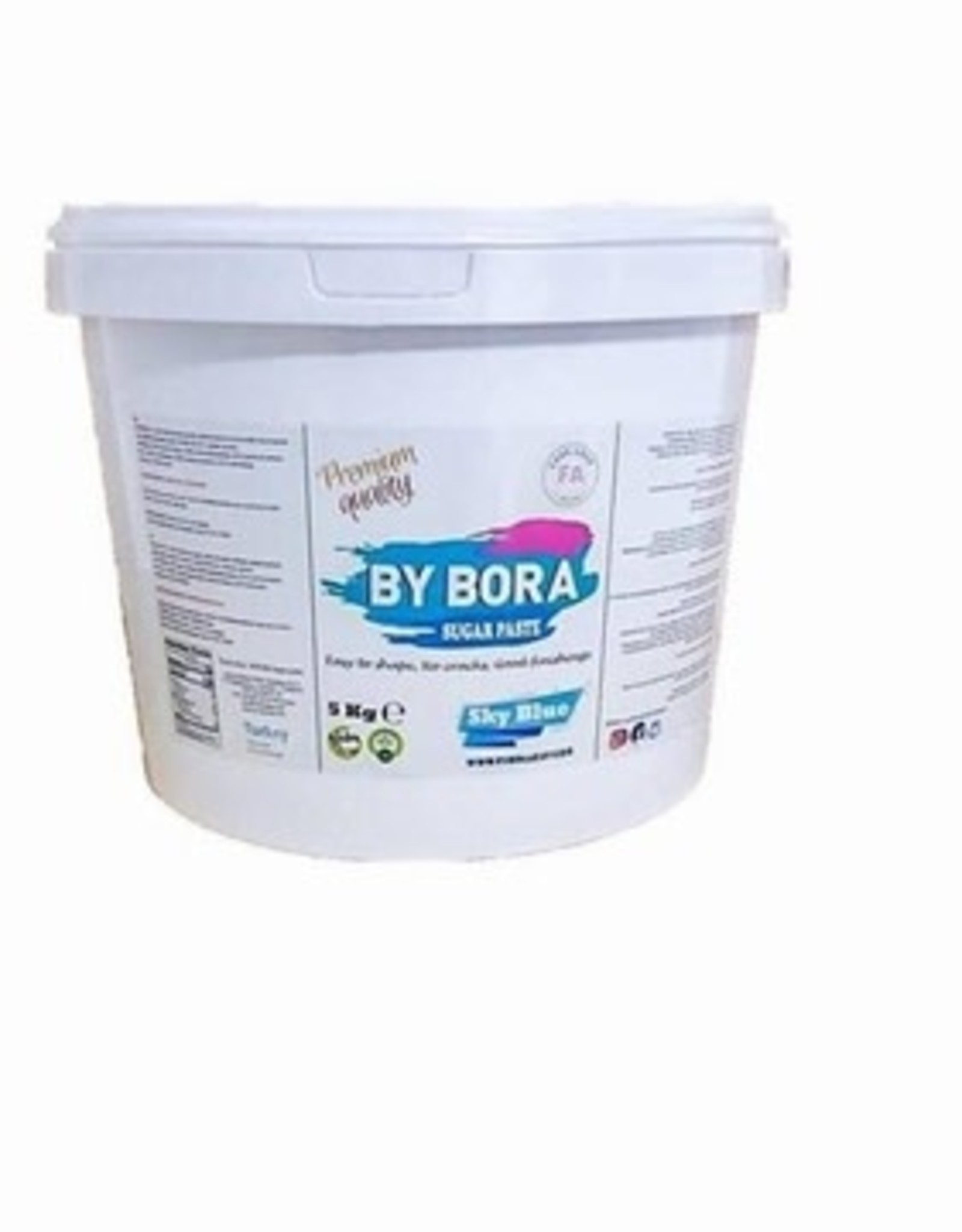 By Bora By Bora Wit - 5kg emmer