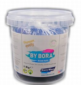 By Bora By Bora Navy Blue- 1kg emmer