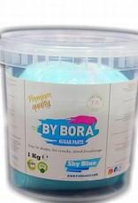 By Bora By Bora Sky Blue - 1kg emmer