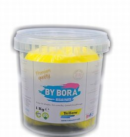 By Bora By Bora Yellow - 1kg emmer
