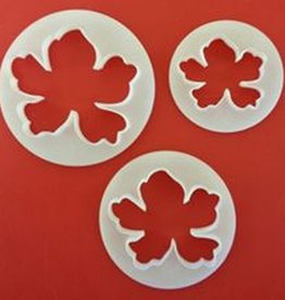 FMM FMM Hawaiian Flower Cutters Set/3