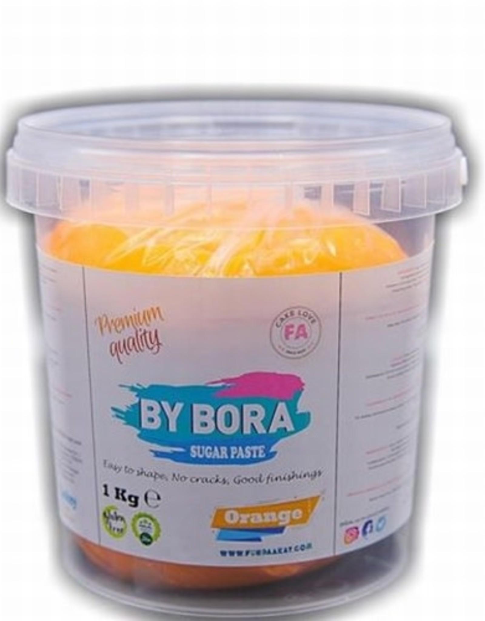 By Bora By Bora Orange - 1kg emmer