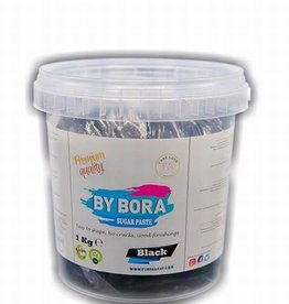 By Bora By Bora Black - 1kg emmer