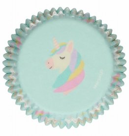 FunCakes Baking Cups -Unicorn- pk/48