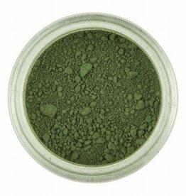 Rainbow Dust Powder Colour - Moss Green