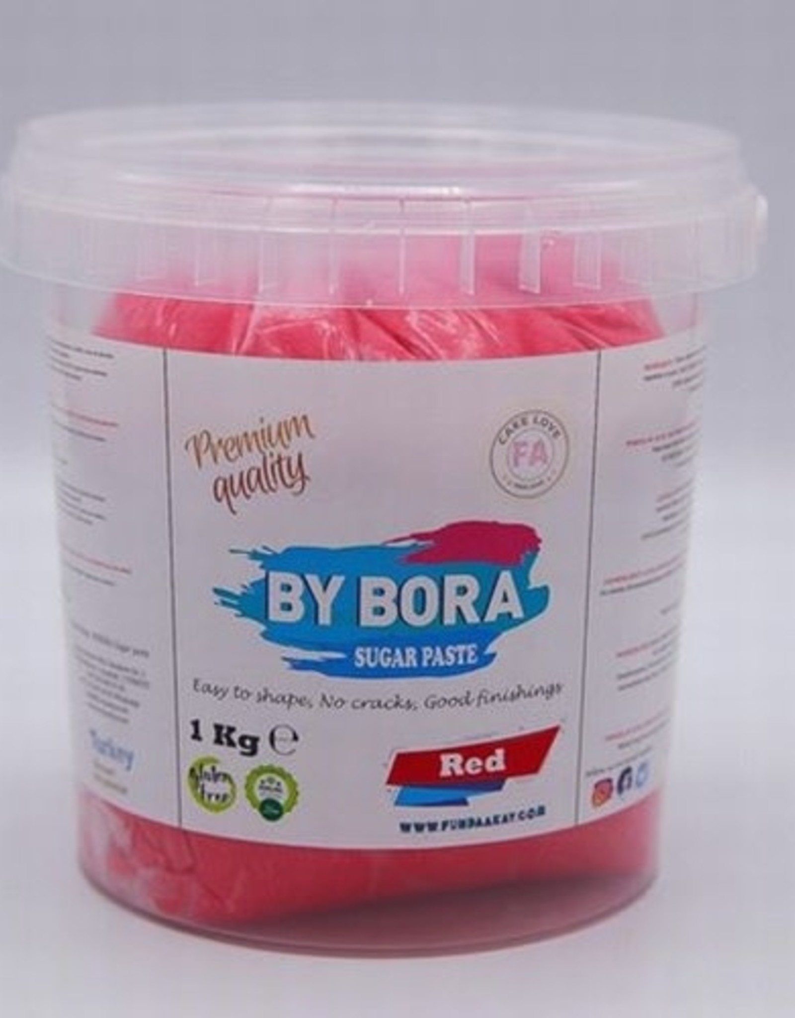 By Bora By Bora Red - 2,5kg emmer