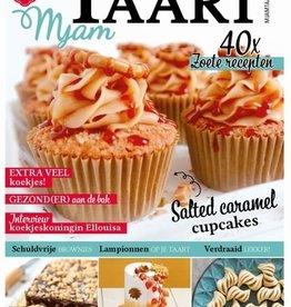 MjamTaart! Taartdecoratie Magazine Herfst 2019