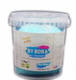 By Bora By Bora Sky Blue - 2,5kg emmer