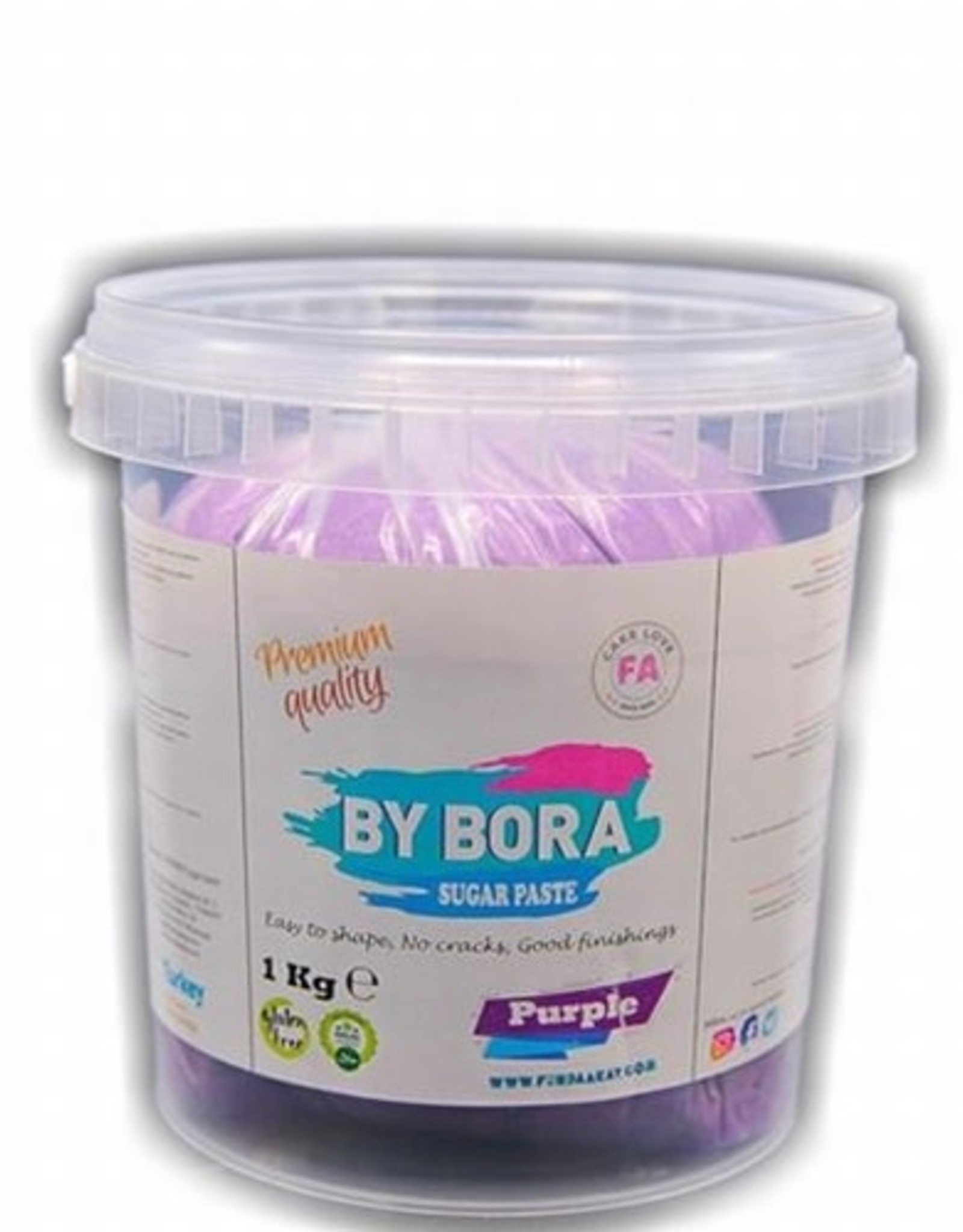 By Bora By Bora Purple - 2,5kg emmer
