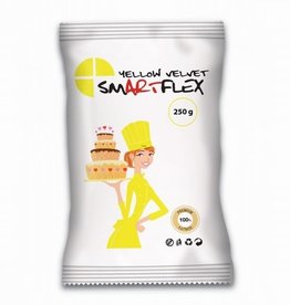 SmartFlex Fondant Yellow Velvet 250g