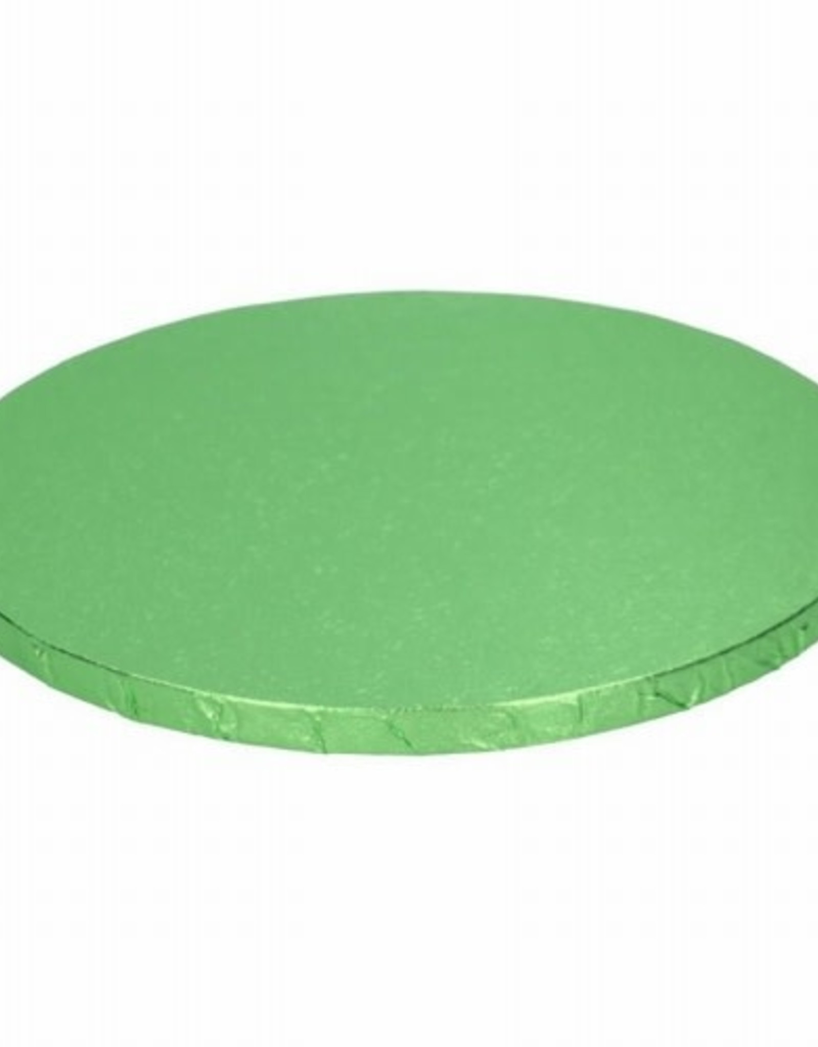 Cake Drum Rond Ø25cm Licht Groen