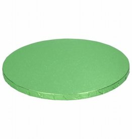 FunCakes Cake Drum Rond Ø25cm Licht Groen
