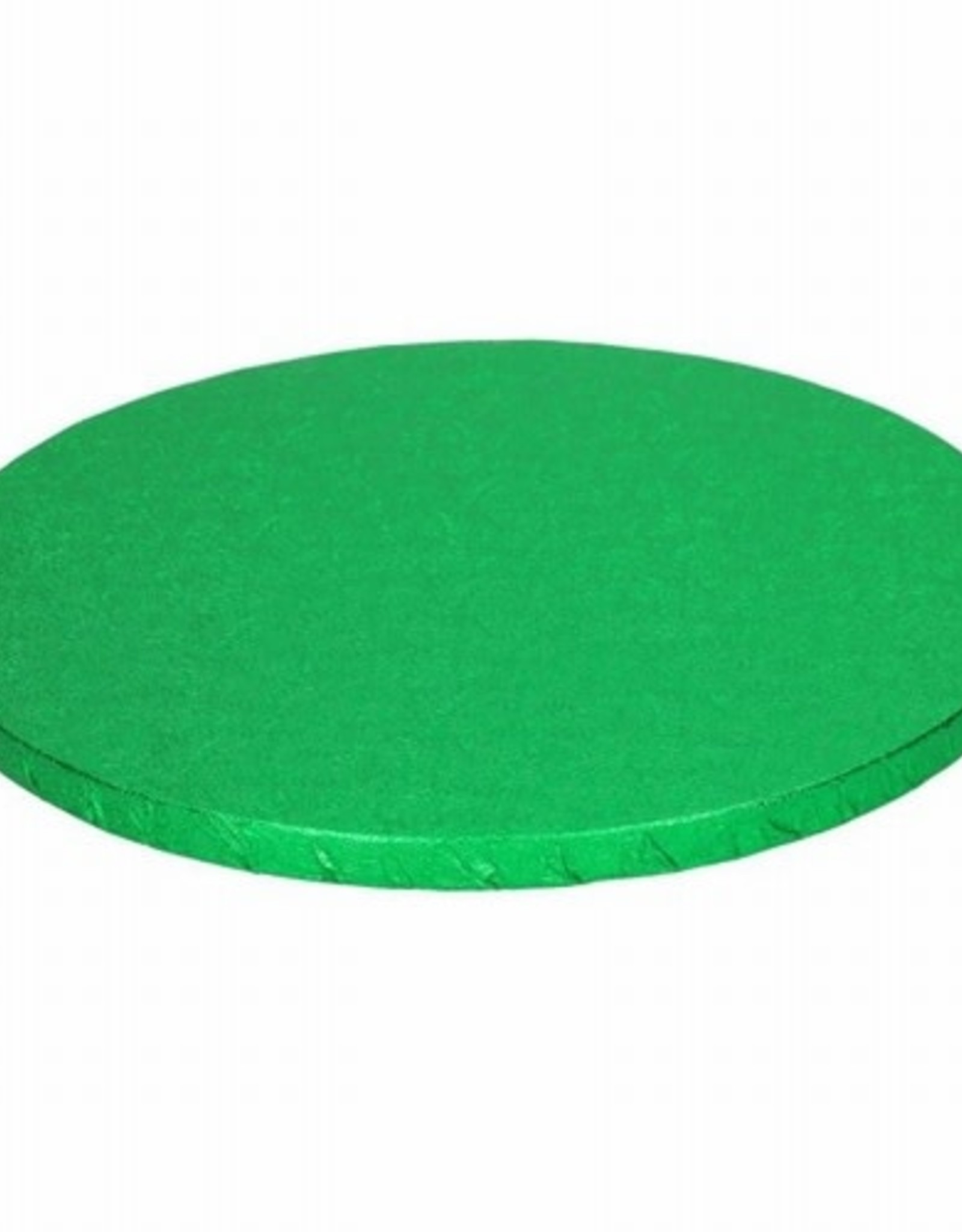 Cake Drum Rond Ø30,5cm Groen