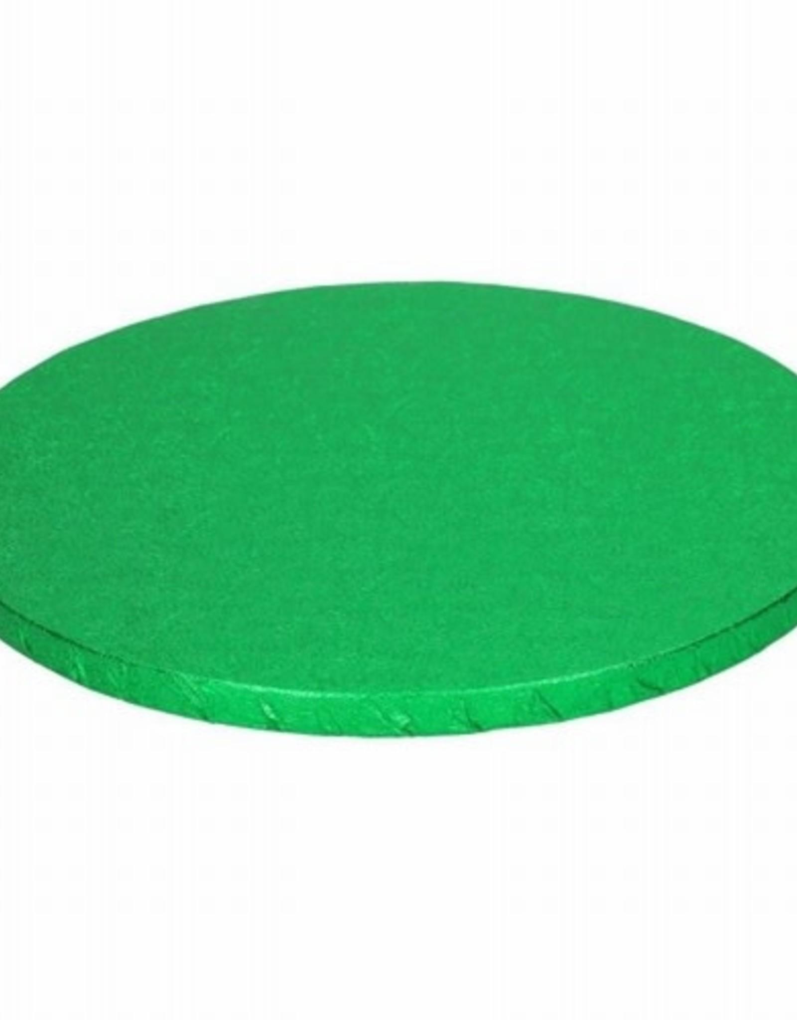 FunCakes Cake Drum Rond Ø30,5cm Groen