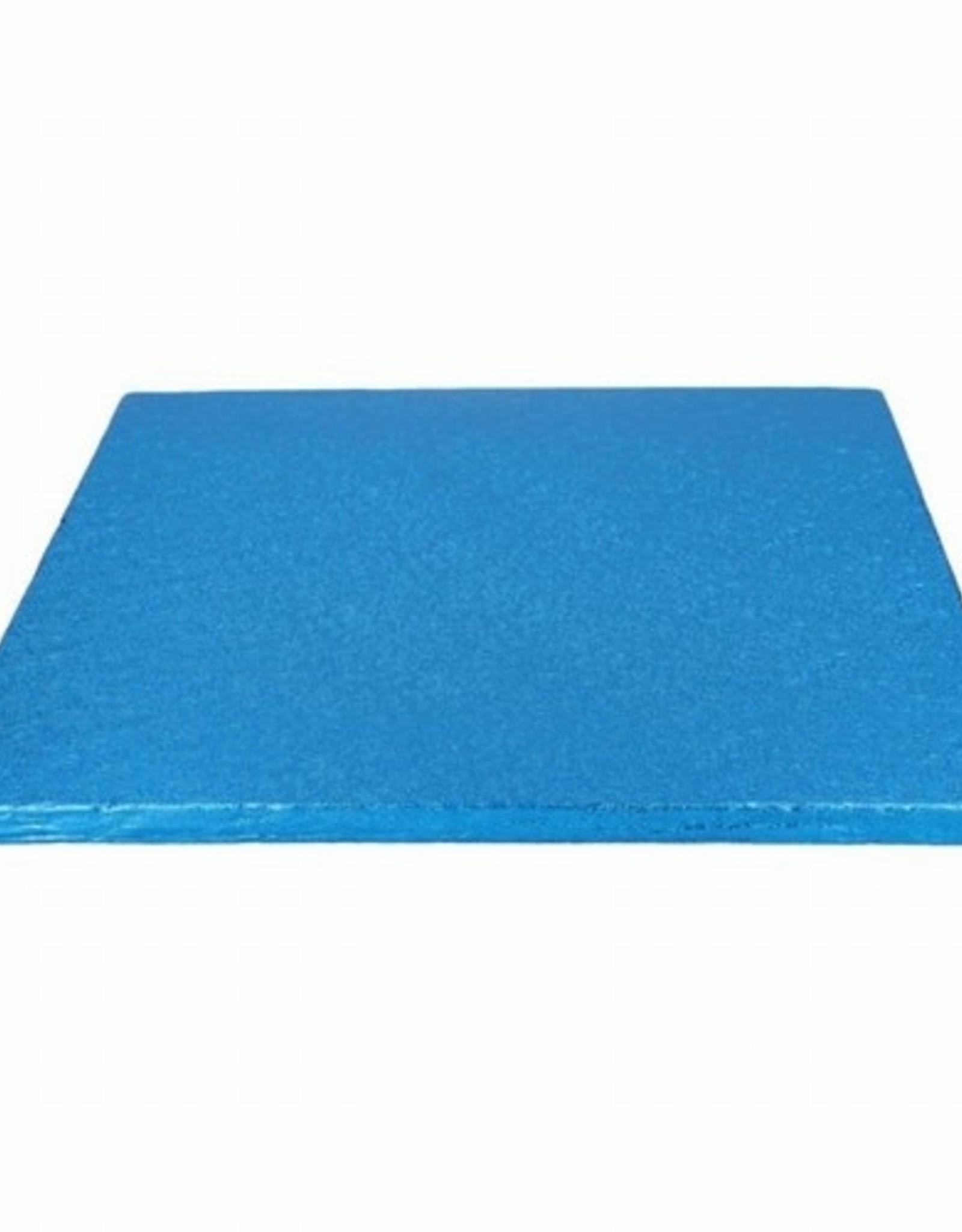 FunCakes Cake Drum Vierkant 30,5cm Blauw