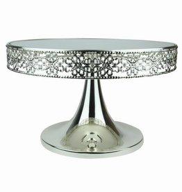Taartstandaard Orient Zilver Ø 21cm