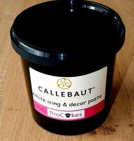 Callebaut Premium White Icing Paste -1 kg-