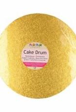 Cake Drum Rond Ø30,5cm Goud