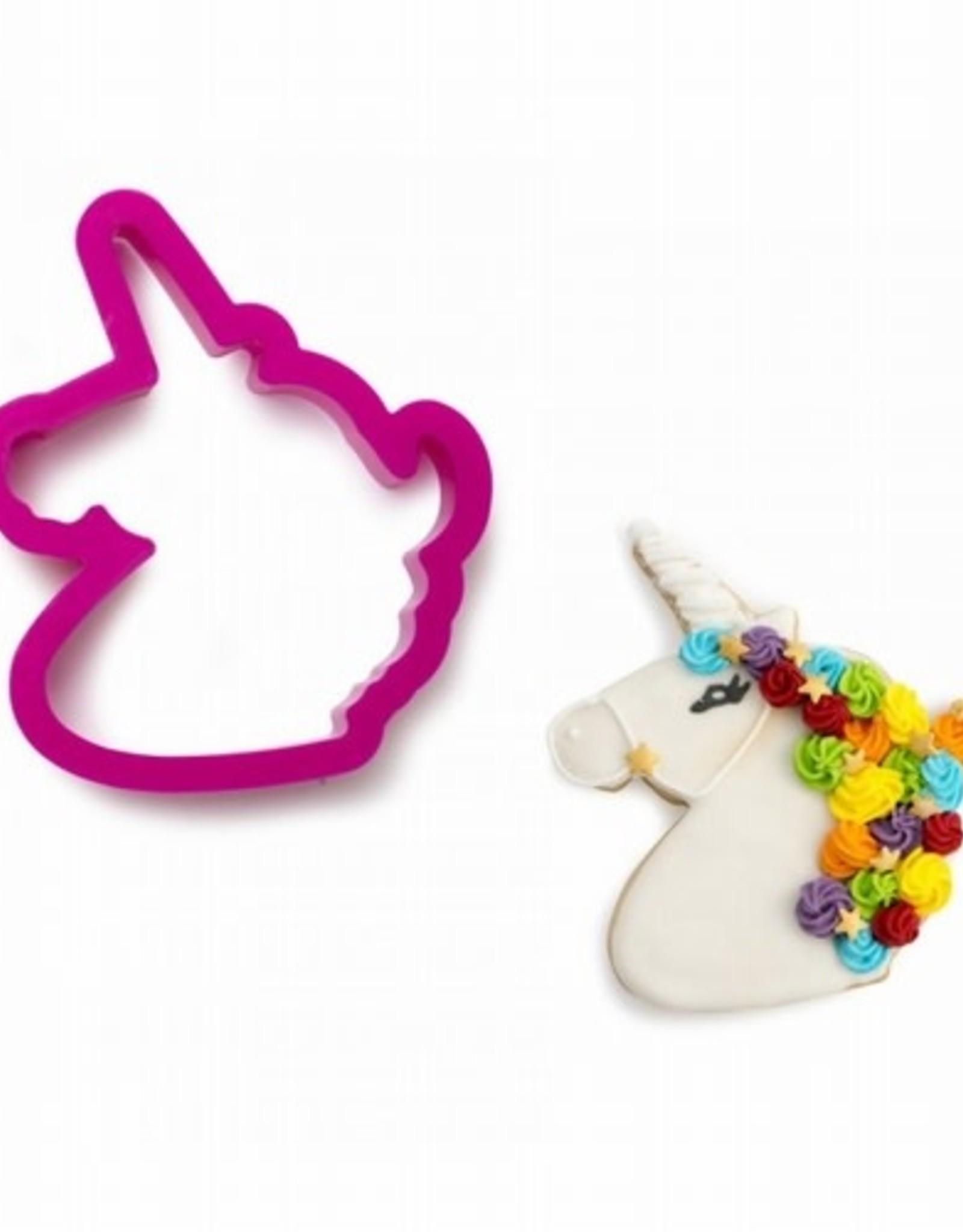 Decora Decora Uitsteker Unicorn/Eenhoorn Hoofd