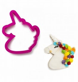 Decora Decora Plastic Uitsteker Unicorn