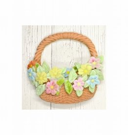 Katy Sue Mould Basket and Flowers