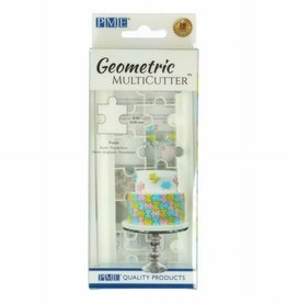 PME Geometric Multicutter Puzzle SMALL