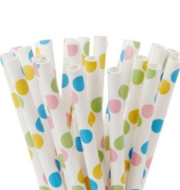 House of Marie House of Marie Cake Pops Rietjes -Dots Fancy- pk/20
