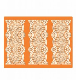 Martellato Sugar Dress Lace Mat 001  30 x 40cm