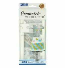 PME Geometric Multicutter Puzzle LARGE