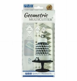 PME Geometric Multicutter Diamond Set/3