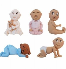 Karen Davies Karen Davies Siliconen Mould - Babies