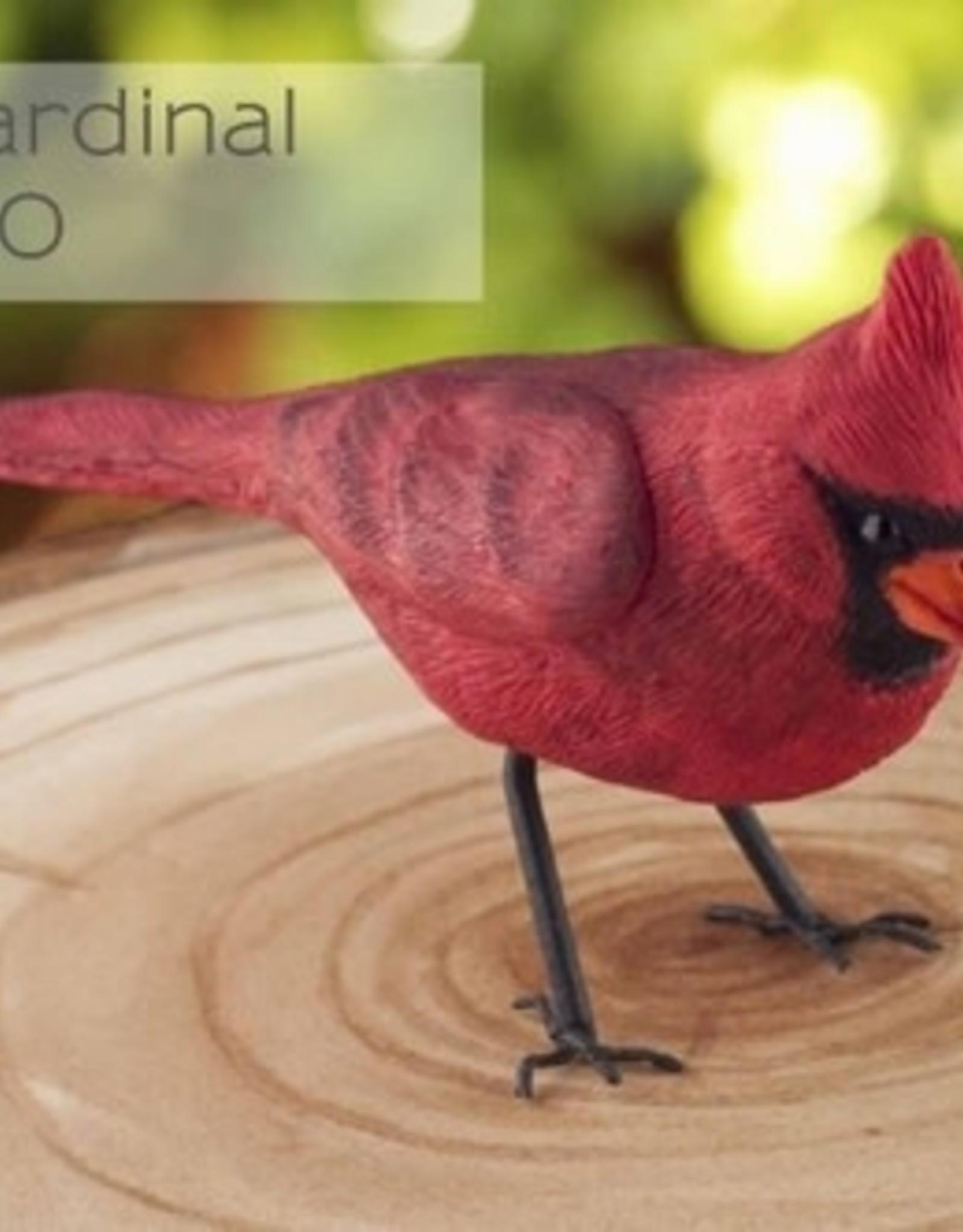 FPC FPC Red Cardinal/Levensechte vogelmal