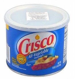 Overig Crisco shortening 450 gr