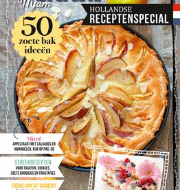 MjamTaart! Taartdecoratie Magazine Receptenspecial Hollands