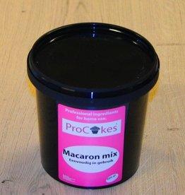 ProCakes ProCakes Macaron Mix 800g