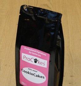 CookieCakes Mix van ProCakes  500g