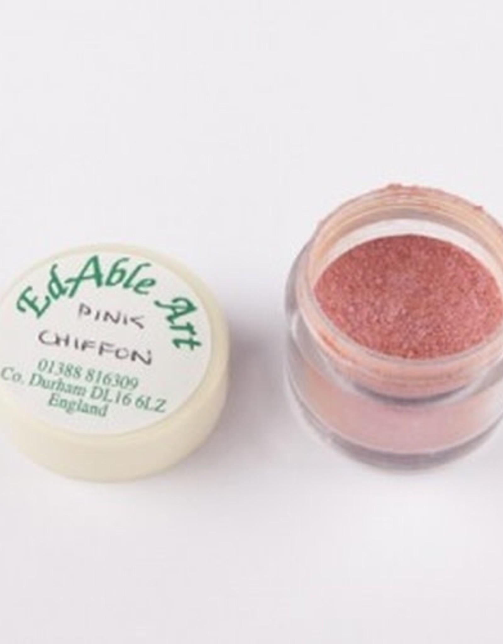 EdAble Art EdAble Art Tints & Pearls Pink Chiffon
