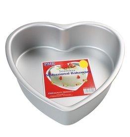 PME Diepe Hartvormige Bakvorm  25 x 7,5 cm