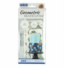 PME PME Geometric Multicutter Hexagon Set/3
