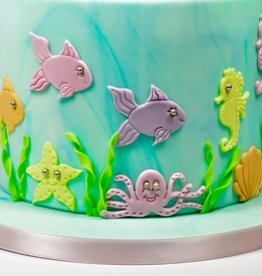 FMM FMM Under The Sea Motifs Tappit