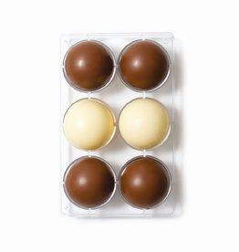 Decora Decora Chocolate Mould Hemisphere Ø 75mm
