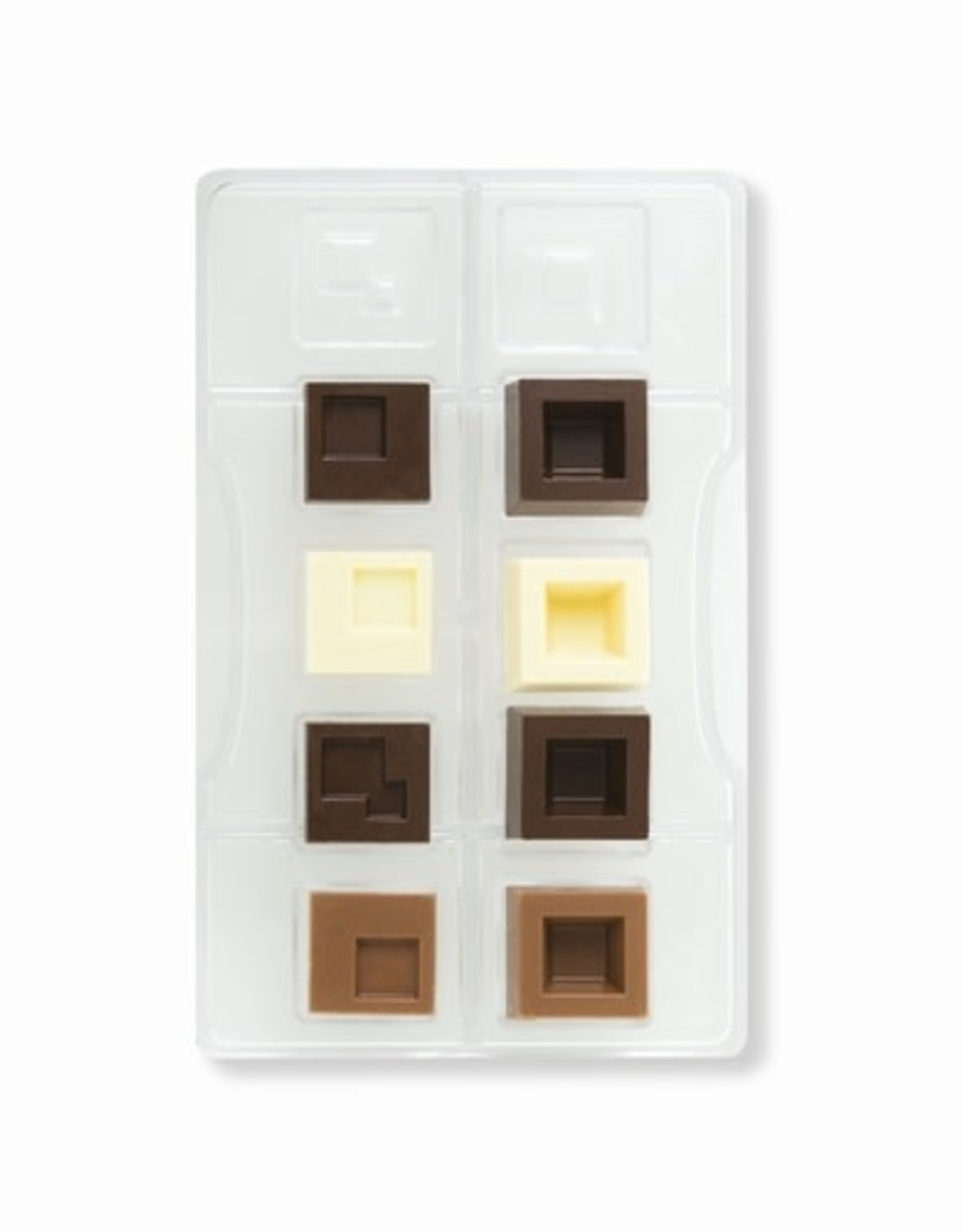 Decora Decora Chocolate Mould Modular Square