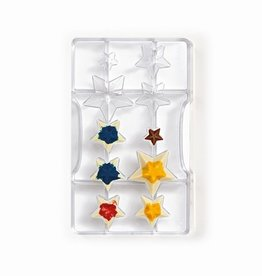 Decora Chocolate Mould Star