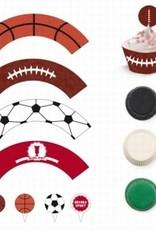 Decora Decora Cupcakes Kit Sport/36
