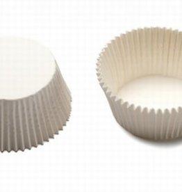 Decora Decora Baking Cups White 50X32mm/75
