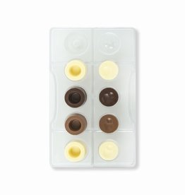 Decora Decora Chocolate Mould Modular Circle