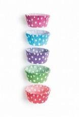 Decora Decora Baking Cups Varied Dots 50X32mm/75