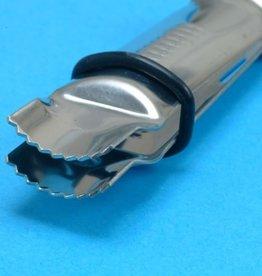 PME PME Closed Curved Serrated Crimper 3/4